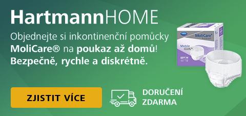HartmannHOME - MoliCare Mobile 8 kapek na předpis