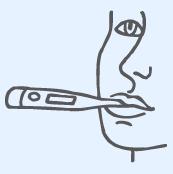 Měření v ústech
