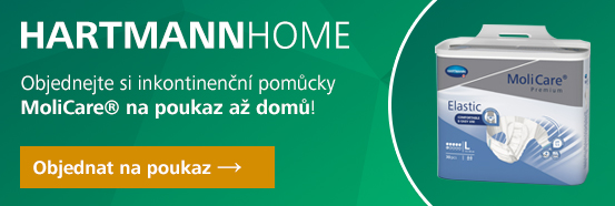 HARTMANN HOME - pomůcky na předpis - MoliCare Elastic 6 kapek