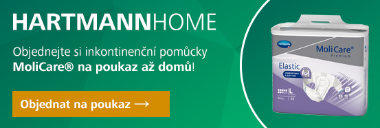 HARTMANN HOME - pomůcky na předpis - MoliCare Elastic 8 kapek