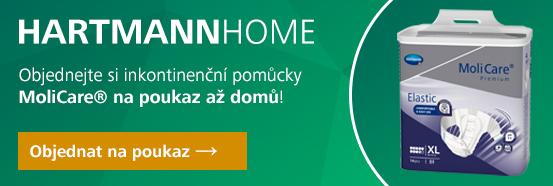 HARTMANN HOME - pomůcky na předpis - MoliCare Elastic 9 kapek