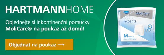 HARTMANN HOME - pomůcky na předpis - MoliCare Fixpants