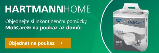 HARTMANN HOME - pomůcky na předpis - MoliCare Mobile 10 kapek