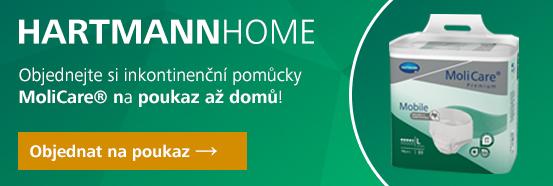 HARTMANN HOME - pomůcky na předpis - MoliCare Mobile 5 kapek