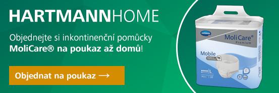 HARTMANN HOME - pomůcky na předpis - MoliCare Mobile 6 kapek