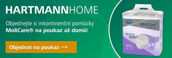 HARTMANN HOME - pomůcky na předpis - MoliCare Mobile 8 kapek