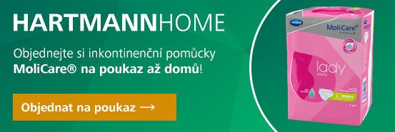 HARTMANN HOME - pomůcky na předpis - MoliCare Lady Pants 5 kapek