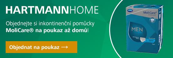 HARTMANN HOME - pomůcky na předpis - MoliCare Men Pants 7 kapek