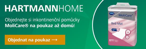HARTMANN HOME - pomůcky na předpis - MoliCare Bed Mat 7 kapek