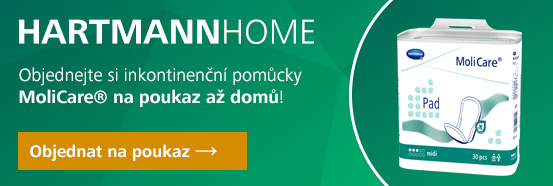 HARTMANN HOME - pomůcky na předpis - MoliCare Pad