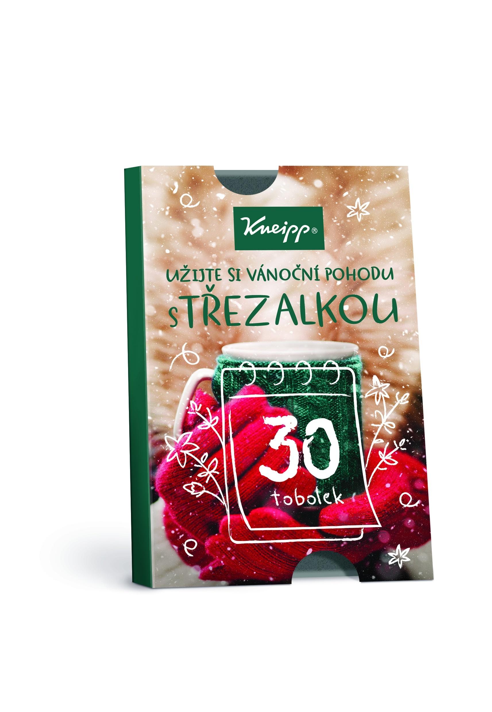 Adventní kalendář s třezalkou od Kneippu - doplněk stravy