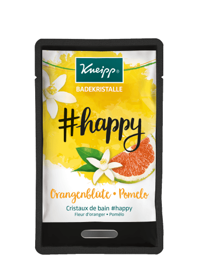 Kneipp Sůl do koupele #Happy