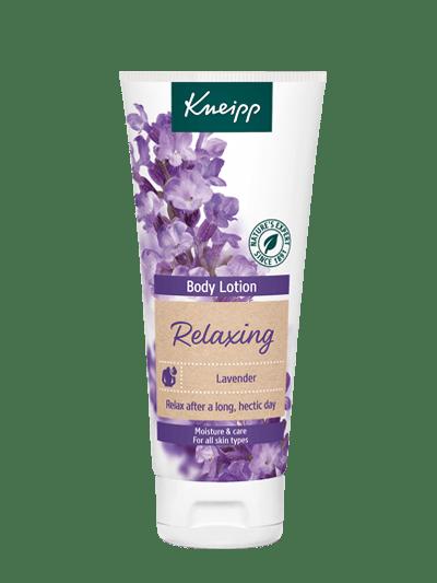Kneipp Tělové mléko Levandulové snění