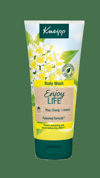 Kneipp Sprchový gel Radost ze života 200 ml