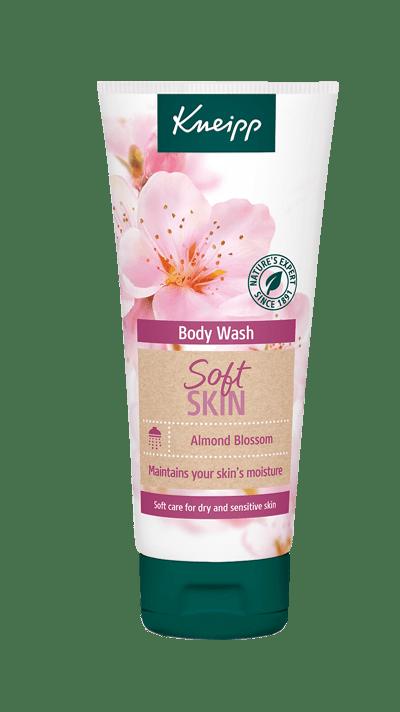 Kneipp Sprchový gel Mandlové květy 200 ml - přední strana