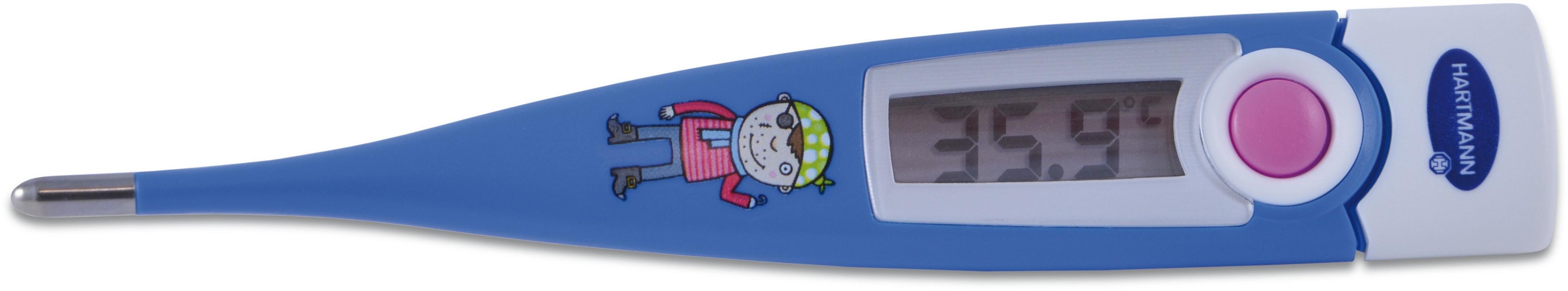 Dětský teploměr Thermoval kids pro snadné měření teploty