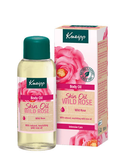 Kneipp Tělový olej Divoká růže 100 ml