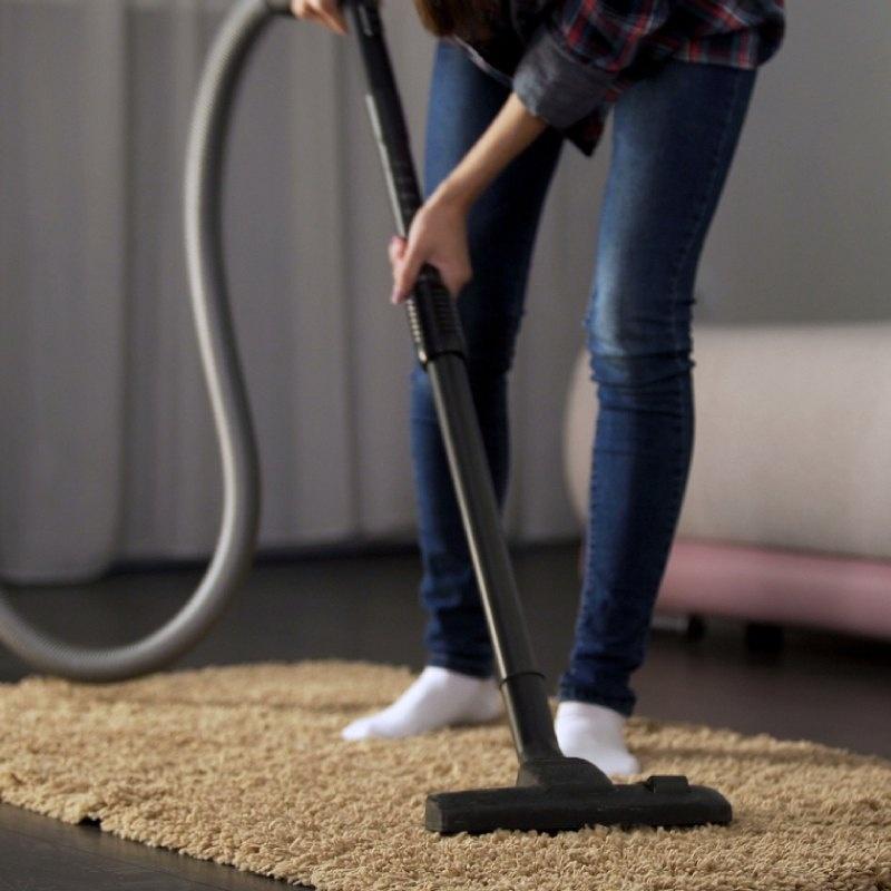 Vysávání a alergie na roztoče v prachu