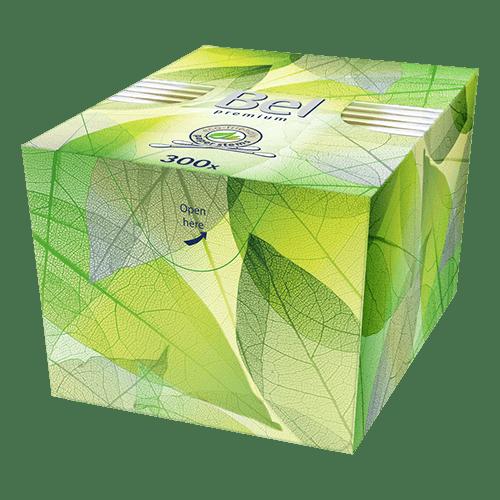 Bel premium vatové tyčinky v papírové krabičce 300 ks