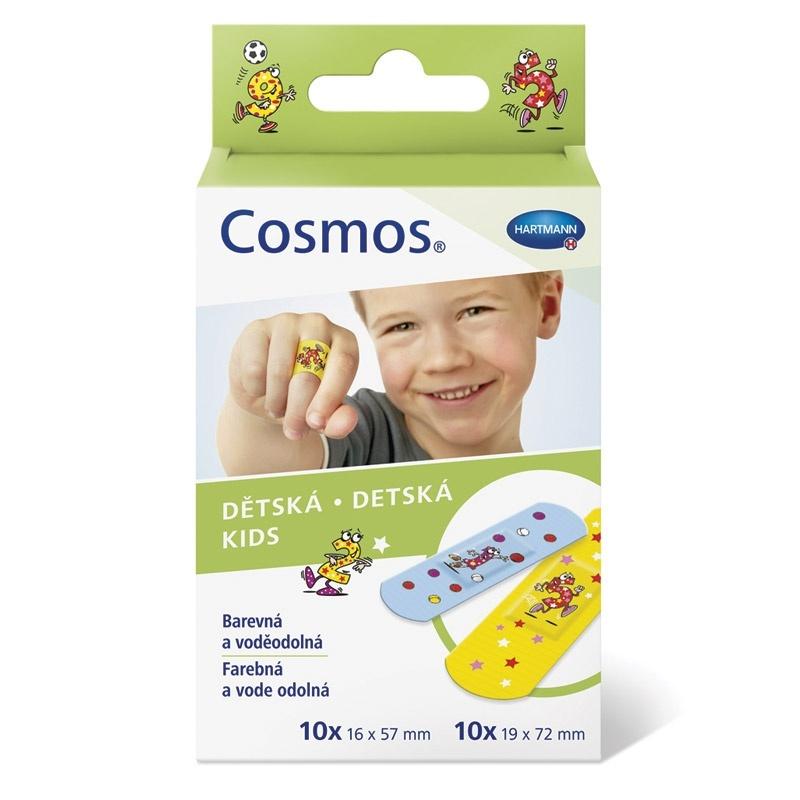 Náplast Cosmos Dětská 20 ks
