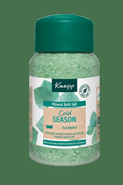 Kneipp Sůl do koupele Eukalyptus 500g