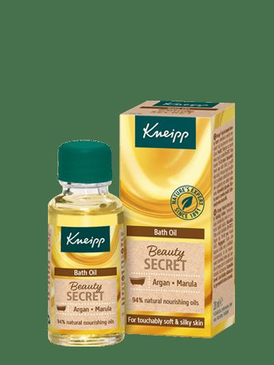 Kneipp Olej do koupele Tajemství krásy 20 ml