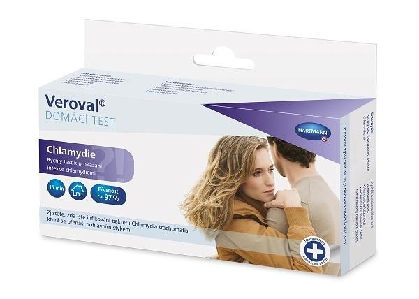 Spolehlivý domácí test Veroval na zjištění chlamydií stěrem z vagíny