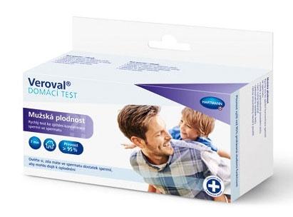 Rychlý domácí test na zjištění mužské plodnosti