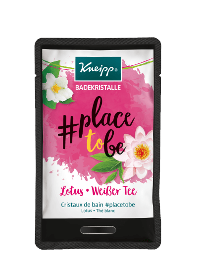 Kneipp Sůl do koupele #PlaceToBe