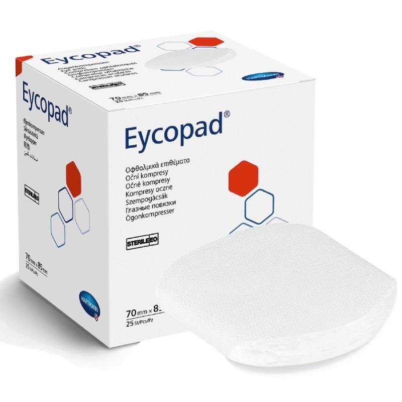 Eycopad 7 x 8,5 cm sterilní