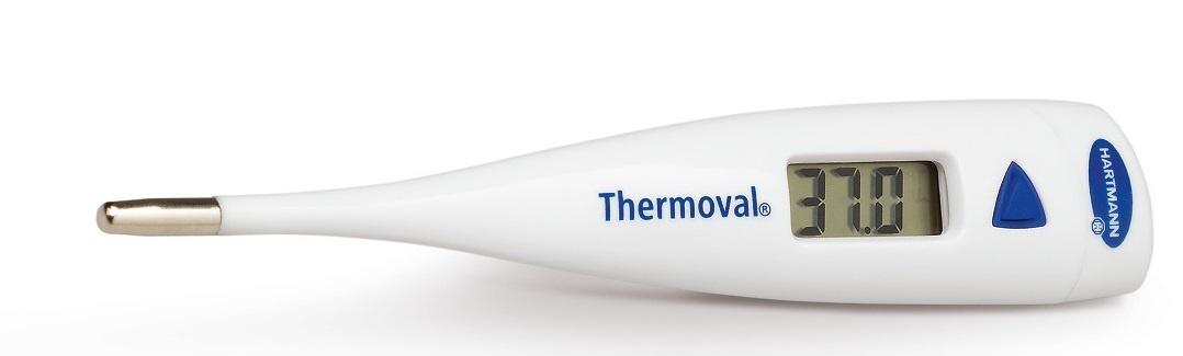 Dětský digitální teploměr Thermoval Standard
