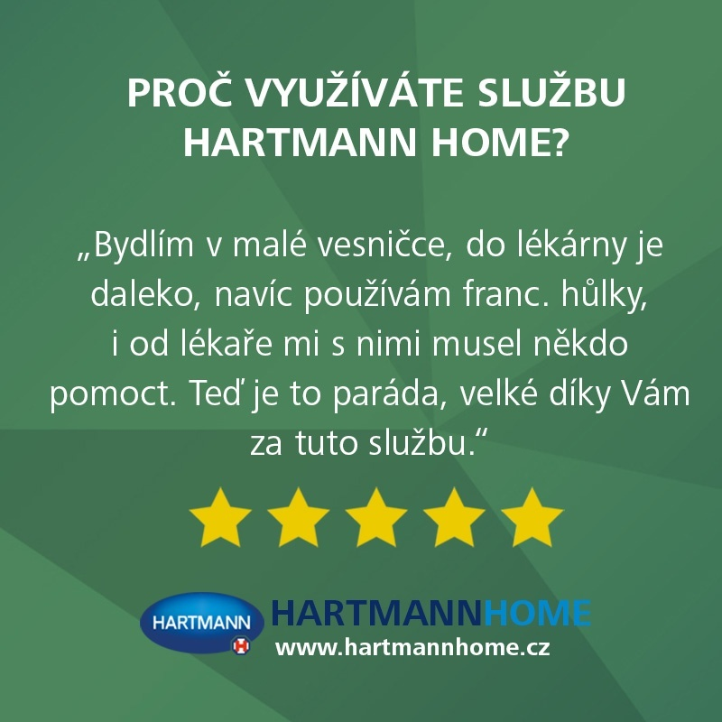 Hodnocení HARTMANN HOME - 2