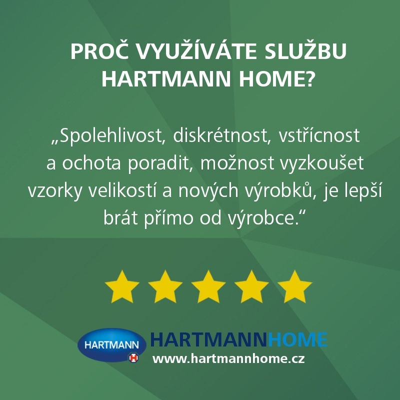 Hodnocení HARTMANN HOME - 9