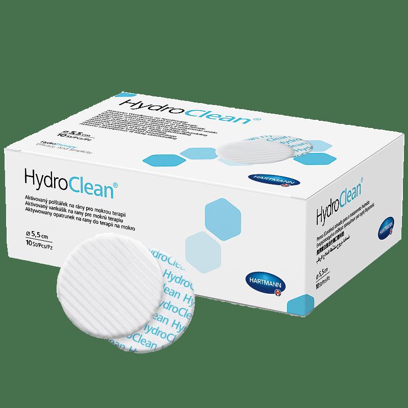 HydroClean průměr 5,5 cm 10 ks