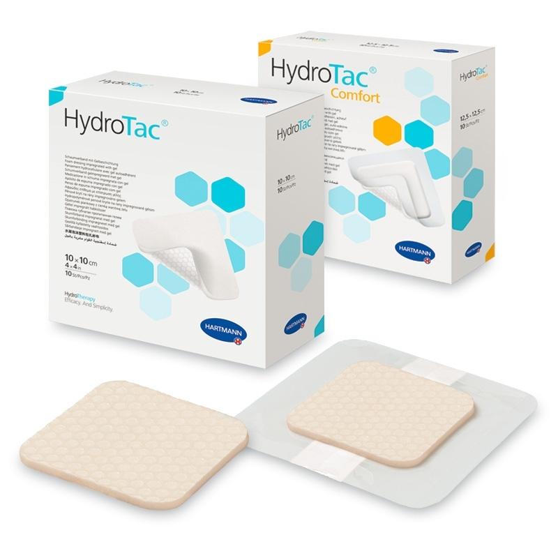 HydroTac a HydroTac Comfort aktivní polyuretanové krytí