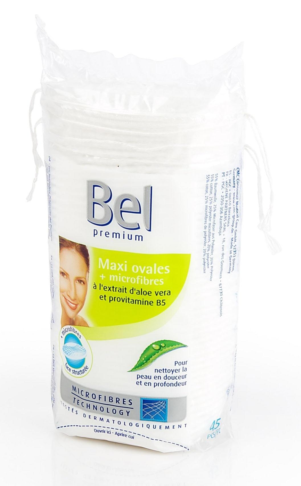 Kosmetické tampony Bel Premium kulaté 45ks