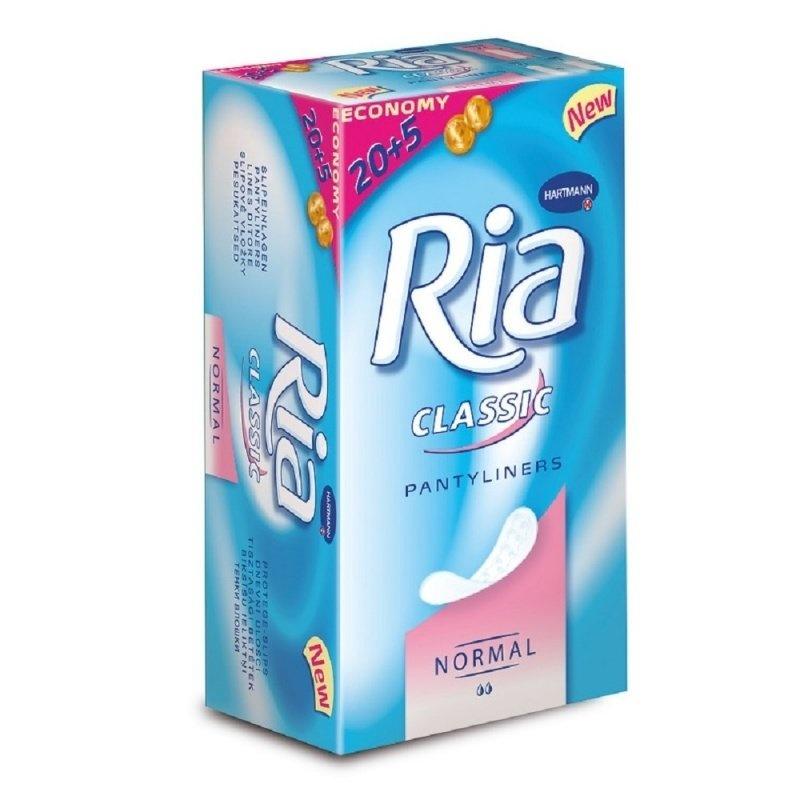 Menstruační vložky Ria Slip Classic Normal