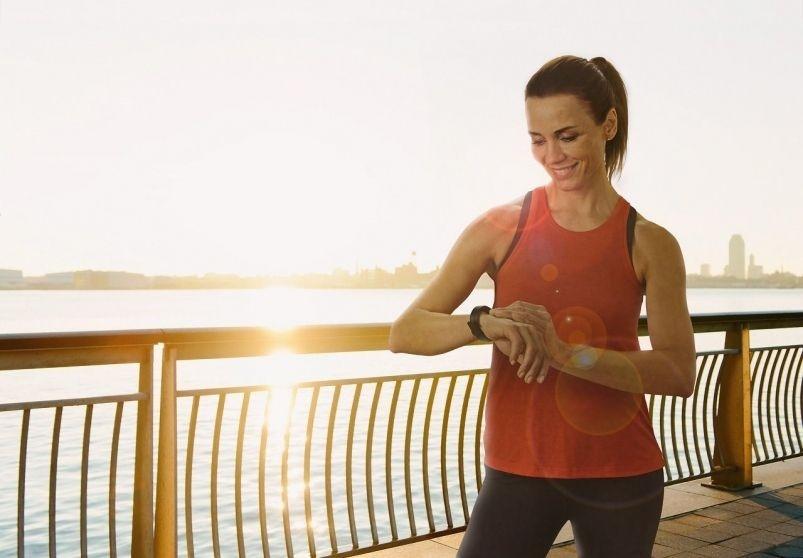 Měření tělesných funkcí při sportu