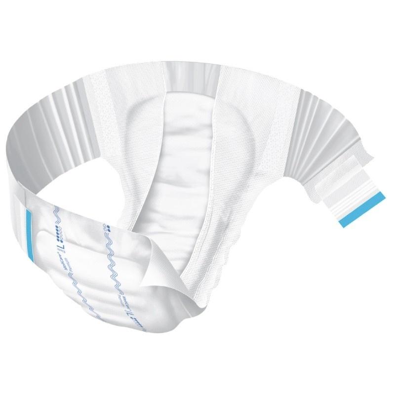 Inkontinenční zalepovací kalhotky MoliCare Elastic 6 kapek pro těžký únik moči - velikost L