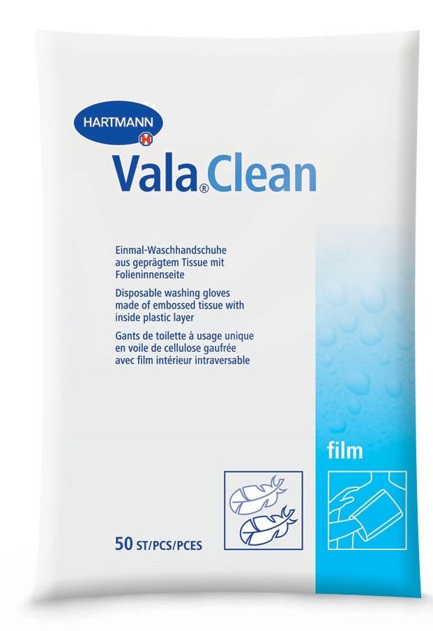ValaClean FILM mycí žínky 16 × 26 cm 50 ks