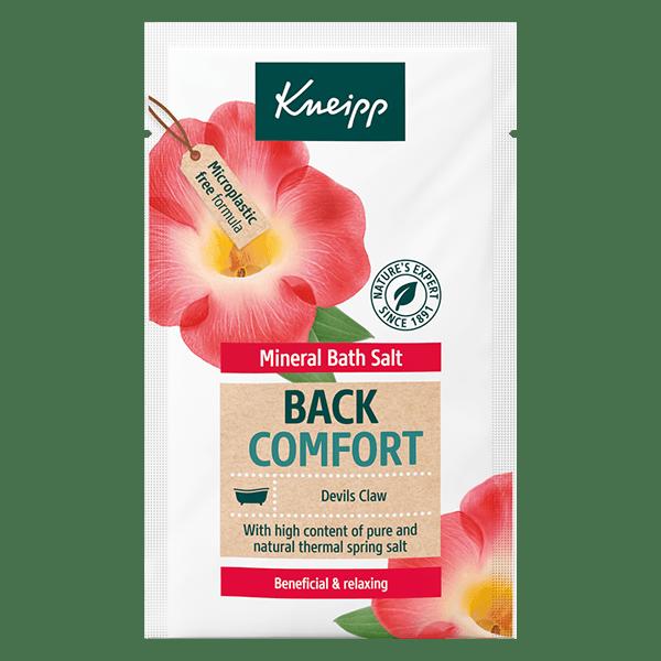Kneipp Sůl do koupele Back Comfort uleví od bolesti zad