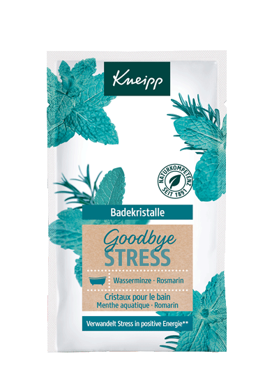 Kneipp Sůl do koupele Goodbye Stress 60 g