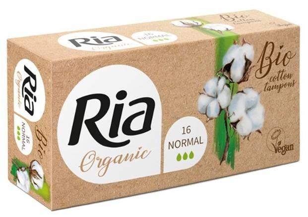 Ria Organic Normal z bio bavlny