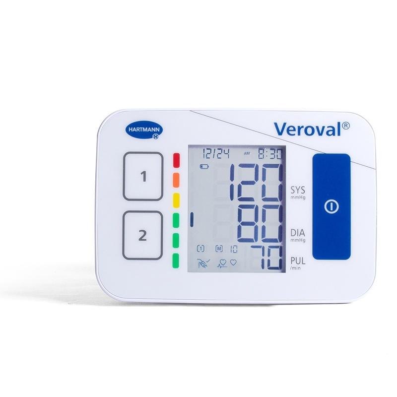 Digitální pažní tlakoměr lakoměr Veroval compact