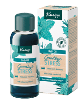 Kneipp Olej do koupele Goodbye Stress 100 ml